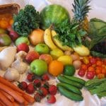 Anxiety helped by eating vegetables